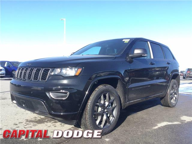 2021 Jeep Grand Cherokee Limited (Stk: M00319) in Kanata - Image 1 of 25
