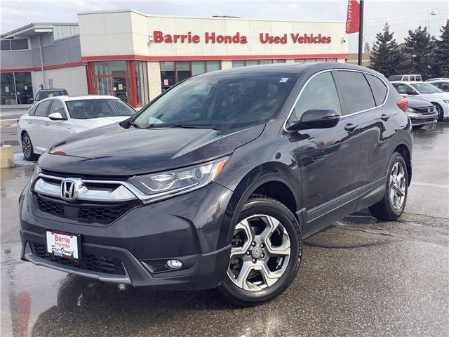 2018 Honda CR-V EX-L (Stk: U18240) in Barrie - Image 1 of 30