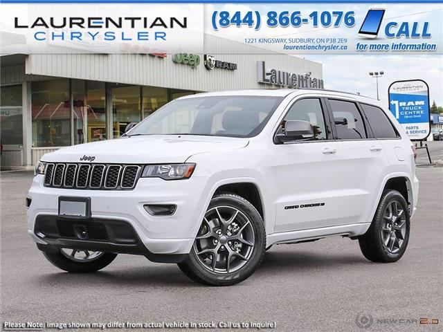 2021 Jeep Grand Cherokee Limited (Stk: 21223) in Sudbury - Image 1 of 23