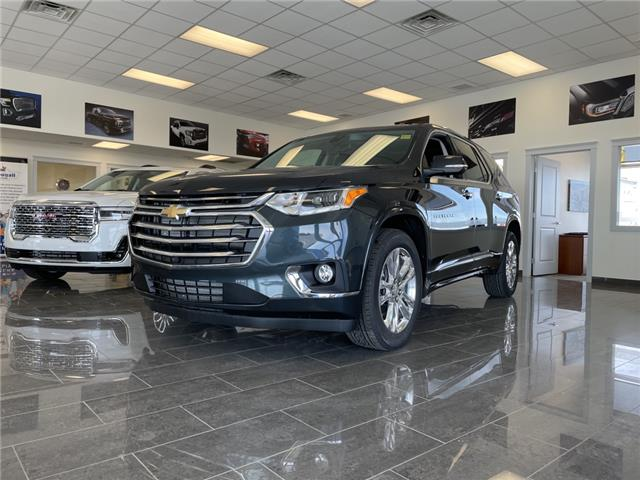 2021 Chevrolet Traverse High Country (Stk: 224821) in Fort MacLeod - Image 1 of 14