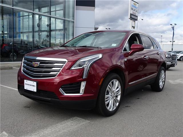 2017 Cadillac XT5 Premium Luxury (Stk: X31831) in Langley City - Image 1 of 6