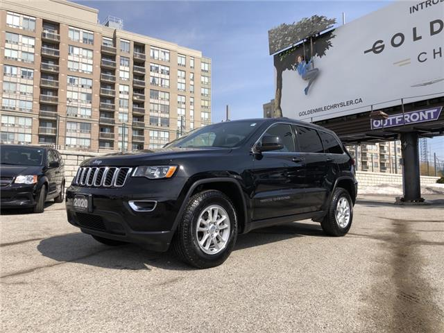 2020 Jeep Grand Cherokee Laredo (Stk: P5205) in North York - Image 1 of 30