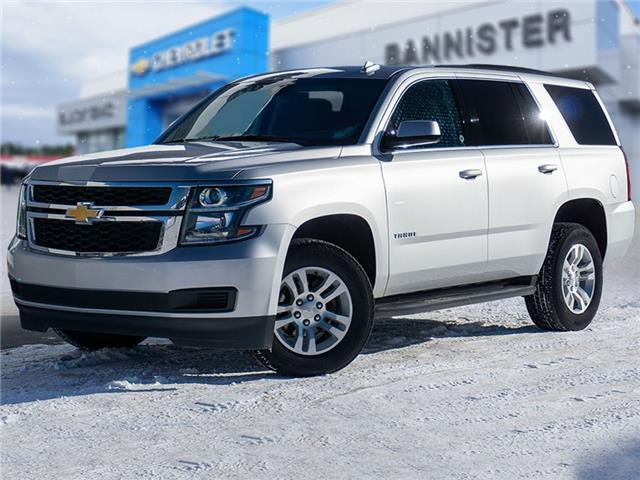 2019 Chevrolet Tahoe LS (Stk: P21-073) in Edson - Image 1 of 18