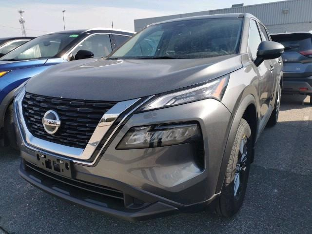 2021 Nissan Rogue S (Stk: CMC731603) in Cobourg - Image 1 of 2