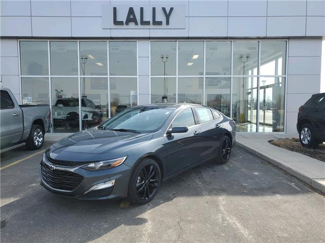 2021 Chevrolet Malibu LT (Stk: MA00551) in Tilbury - Image 1 of 23