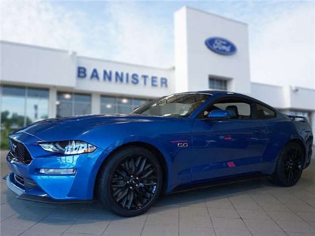 2021 Ford Mustang GT Premium (Stk: C210066) in Dawson Creek - Image 1 of 6