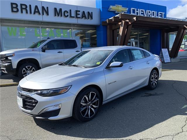 2021 Chevrolet Malibu RS (Stk: M6098-21) in Courtenay - Image 1 of 13