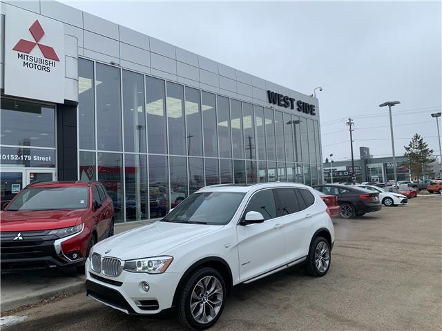 2017 BMW X3 xDrive28i (Stk: 22815A) in Edmonton - Image 1 of 26