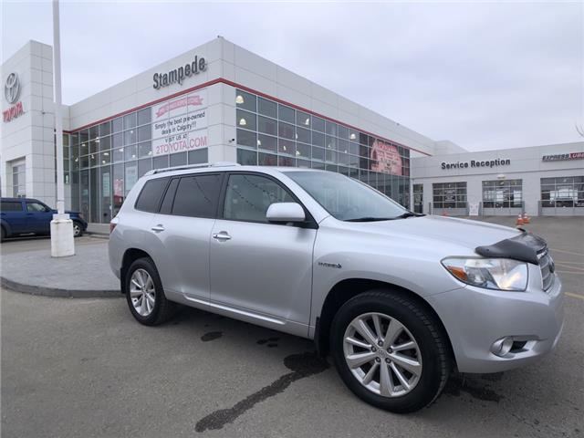 2009 Toyota Highlander Hybrid Limited (Stk: 9325A) in Calgary - Image 1 of 29