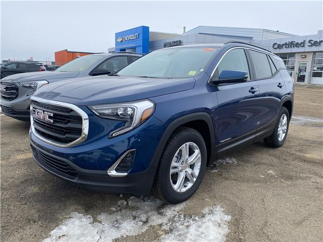 2021 GMC Terrain SLE (Stk: T2150) in Athabasca - Image 1 of 2