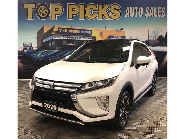 2020 Mitsubishi Eclipse Cross SE (Stk: 605569) in NORTH BAY - Image 1 of 30