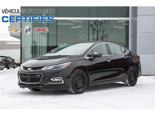 2018 Chevrolet Cruze Premier Auto (Stk: 34601A) in Trois-Rivières - Image 1 of 29