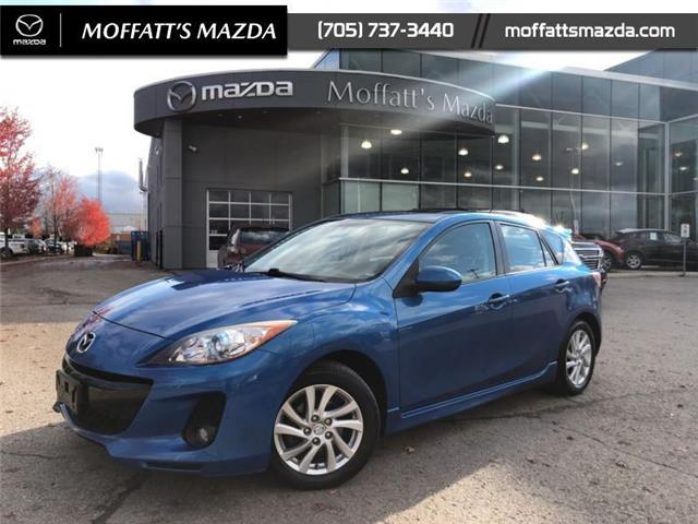 2012 Mazda Mazda3 Sport GS-SKY (Stk: P8521A) in Barrie - Image 1 of 21