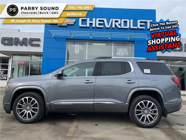 2021 GMC Acadia Denali (Stk: 21-064) in Parry Sound - Image 1 of 23