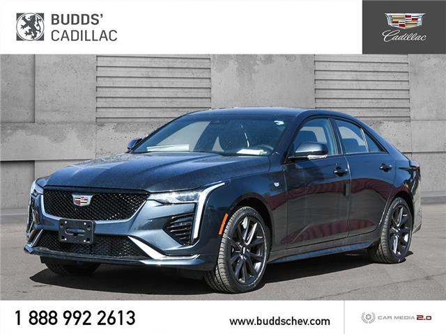 2021 Cadillac CT4 Sport (Stk: C41008) in Oakville - Image 1 of 25