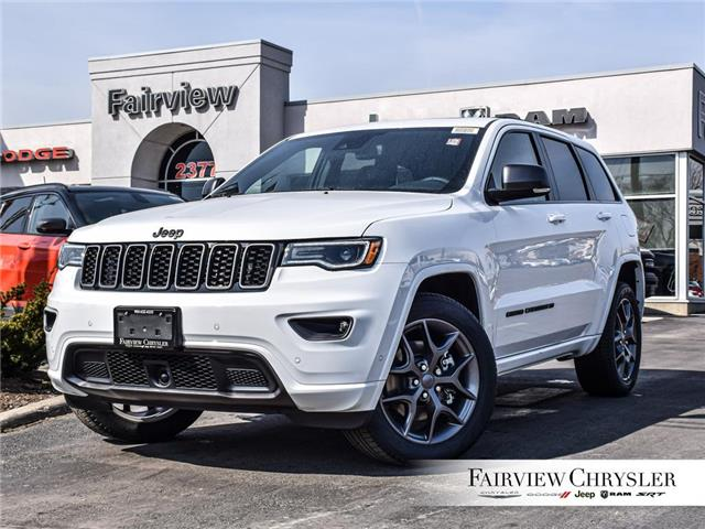 2021 Jeep Grand Cherokee Limited (Stk: MC290) in Burlington - Image 1 of 30