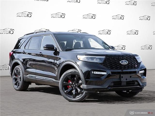2021 Ford Explorer ST (Stk: W0203) in Barrie - Image 1 of 27