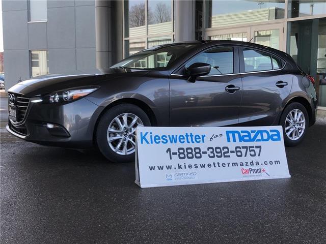 2018 Mazda Mazda3 Sport  (Stk: 37242A) in Kitchener - Image 1 of 30