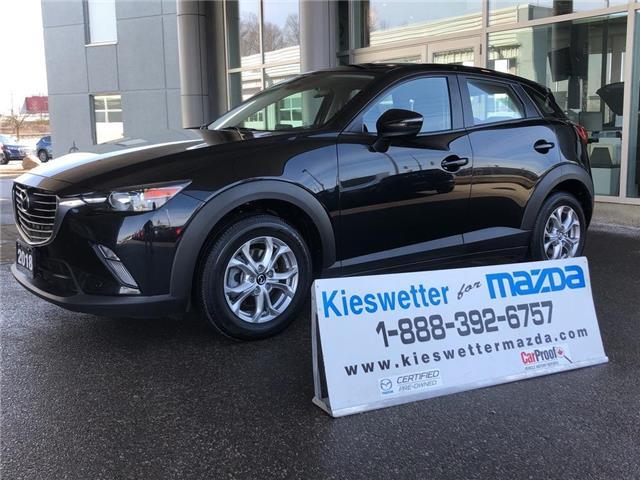 2018 Mazda CX-3 GS (Stk: U4119) in Kitchener - Image 1 of 28