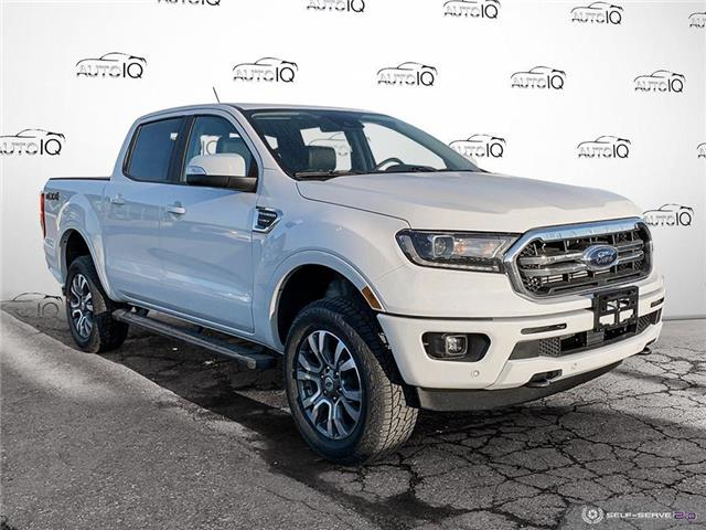 2021 Ford Ranger Lariat (Stk: T1111) in St. Thomas - Image 1 of 24