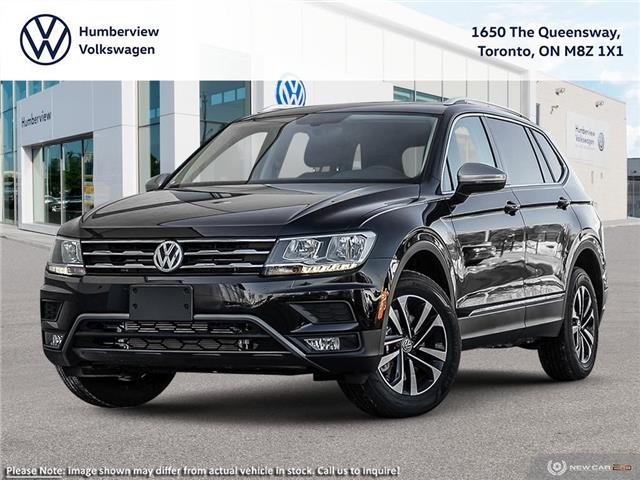 2021 Volkswagen Tiguan United (Stk: 98420) in Toronto - Image 1 of 23
