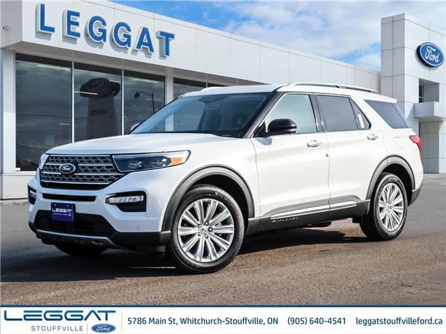 2021 Ford Explorer Limited (Stk: EX17237) in Stouffville - Image 1 of 28