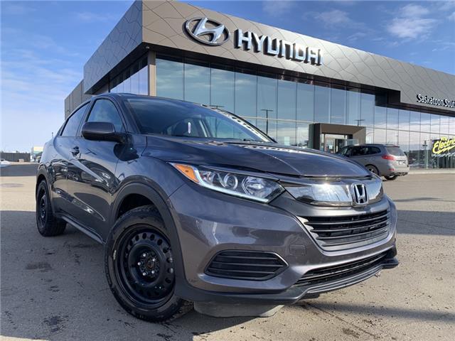 2019 Honda HR-V LX 3CZRU5H33KM100207 40235A in Saskatoon