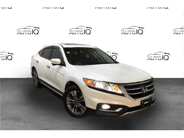 2014 Honda Crosstour EX-L (Stk: 94268A) in Sault Ste. Marie - Image 1 of 30