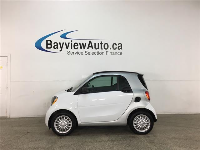 2018 Smart fortwo electric drive Passion (Stk: 37237R) in Belleville - Image 1 of 25