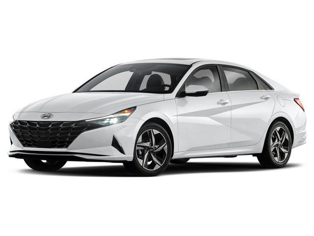 2021 Hyundai Elantra HEV Preferred (Stk: 40270) in Saskatoon - Image 1 of 2