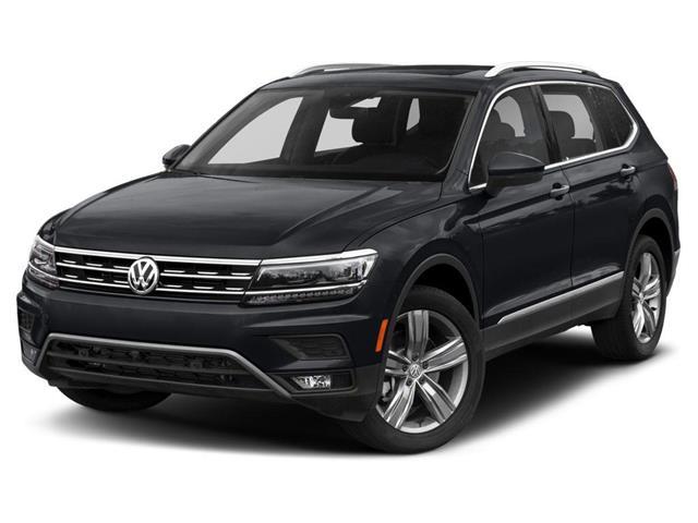 2021 Volkswagen Tiguan Highline (Stk: N210102) in Laval - Image 1 of 9