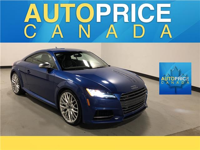 2017 Audi TTS 2.0T (Stk: W2961) in Mississauga - Image 1 of 23