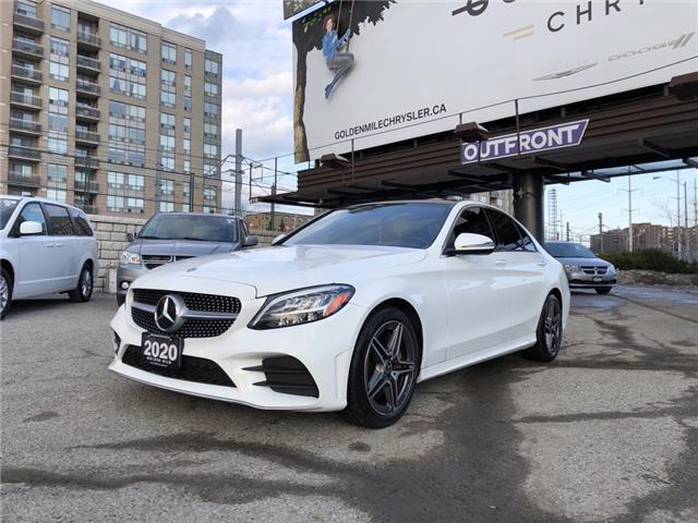 2020 Mercedes-Benz C-Class Base (Stk: SP0659) in North York - Image 1 of 30