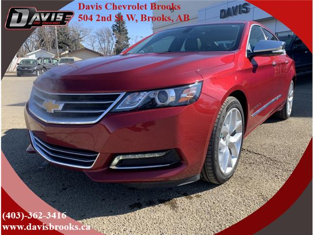 2019 Chevrolet Impala 2LZ (Stk: 221708) in Brooks - Image 1 of 18