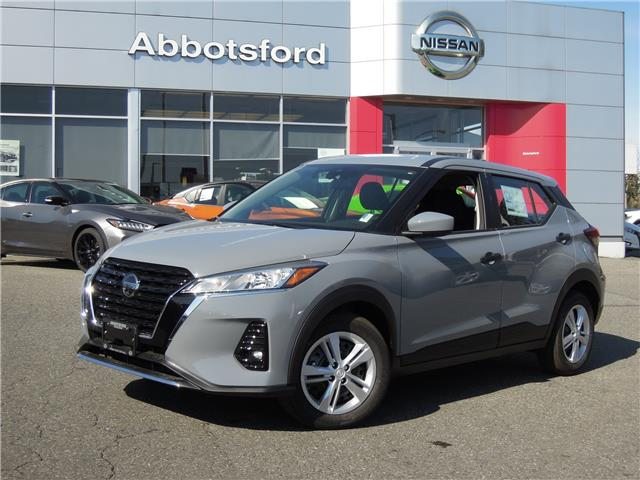 2021 Nissan Kicks S (Stk: A21076) in Abbotsford - Image 1 of 27