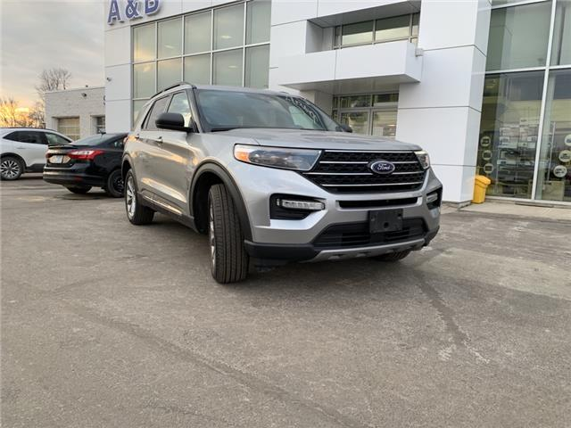 2020 Ford Explorer XLT (Stk: P6166) in Perth - Image 1 of 15