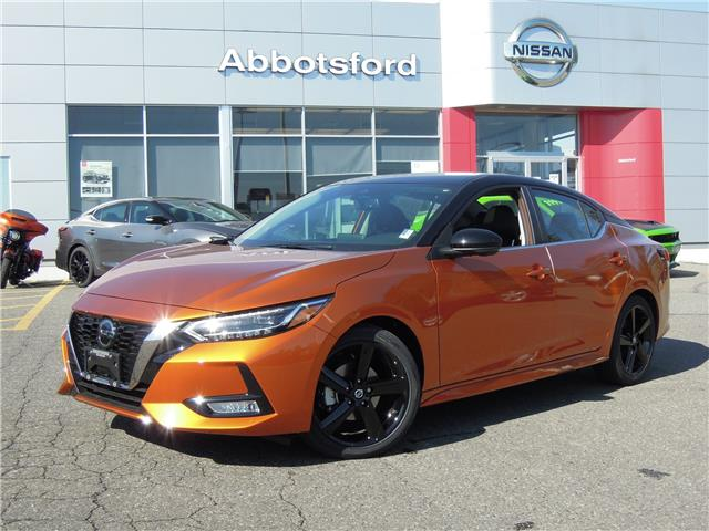 2021 Nissan Sentra SR (Stk: A21070) in Abbotsford - Image 1 of 29
