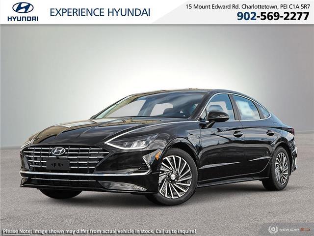 2021 Hyundai Sonata Hybrid Ultimate (Stk: N1059) in Charlottetown - Image 1 of 23