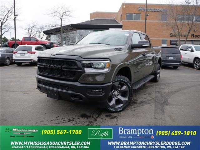 2021 RAM 1500 Big Horn (Stk: 21290) in Mississauga - Image 1 of 6