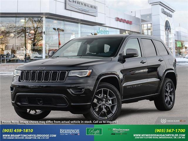 2021 Jeep Grand Cherokee Limited (Stk: 21573) in Brampton - Image 1 of 23