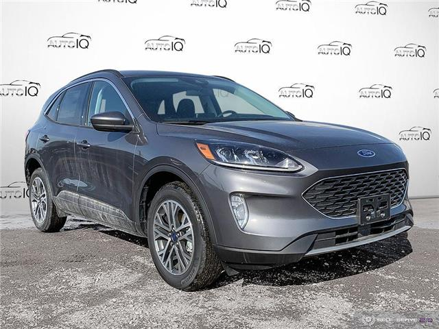 2021 Ford Escape SEL (Stk: S1073) in St. Thomas - Image 1 of 25
