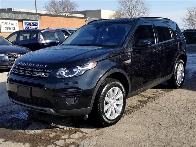 2017 Land Rover Discovery Sport SE (Stk: L635108) in Kitchener - Image 1 of 21