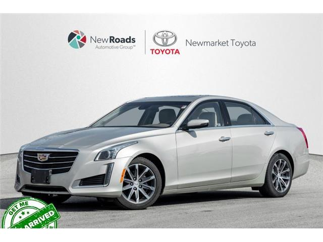 2016 Cadillac CTS 2.0L Turbo Luxury Collection (Stk: 360271) in Newmarket - Image 1 of 26