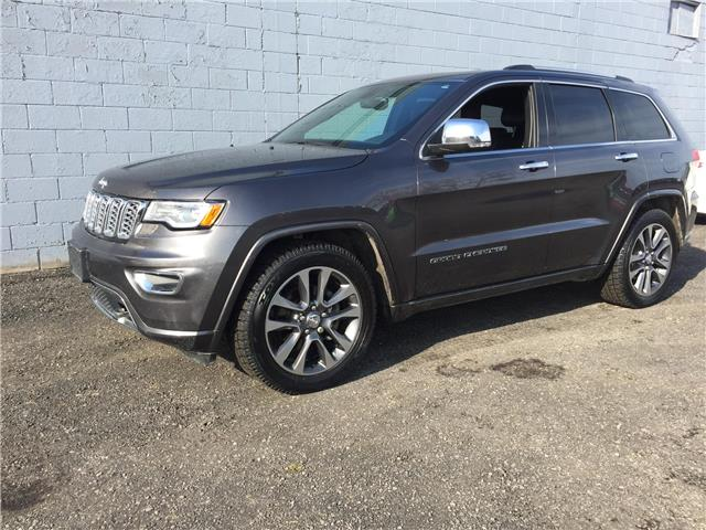 2017 Jeep Grand Cherokee Overland (Stk: 3291) in Belleville - Image 1 of 14