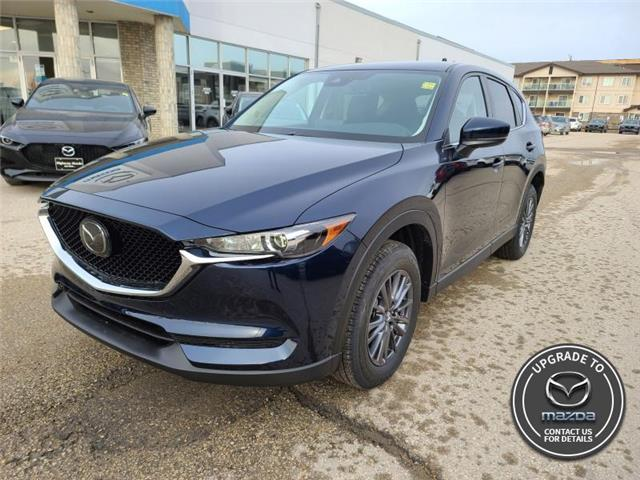 2021 Mazda CX-5 GS (Stk: M21098) in Steinbach - Image 1 of 22