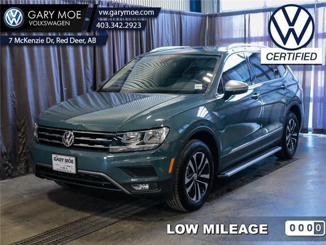 2020 Volkswagen Tiguan IQ Drive (Stk: VP7779) in Red Deer County - Image 1 of 26