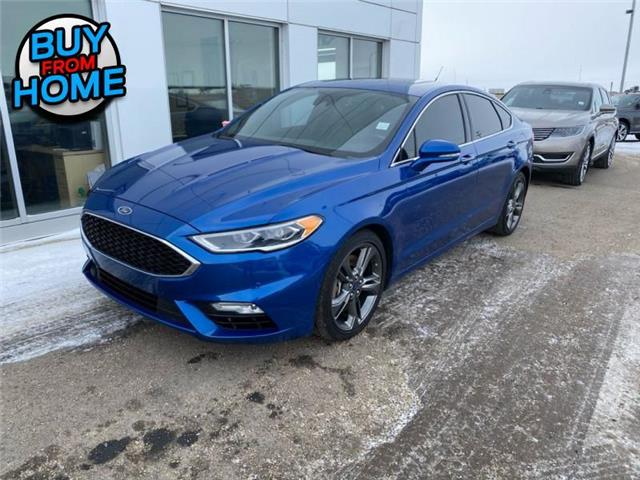 2017 Ford Fusion V6 Sport (Stk: PC1623) in Nisku - Image 1 of 22
