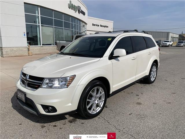 2015 Dodge Journey SXT (Stk: N04979AA) in Chatham - Image 1 of 30