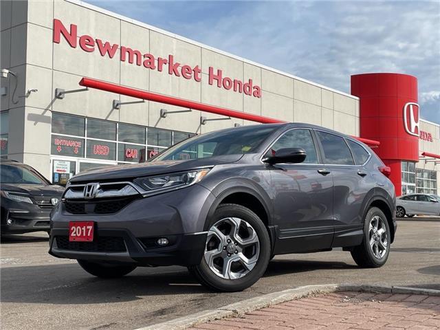 2017 Honda CR-V EX (Stk: OP-5552) in Newmarket - Image 1 of 20