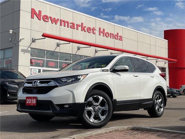 2018 Honda CR-V EX-L (Stk: 21-3605A) in Newmarket - Image 1 of 20